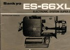Thumbnail SANKYO ES-66XL SUPER 8 MOVIE CAMERA MANUAL
