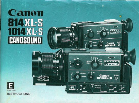 Product picture FILMMAKING MAGAZINE REVIEW OF CANON 1014XL-S SUPER 8 CAMERA